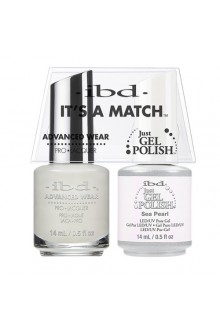 "ibd Advanced Wear - ""It's A Match"" Duo Pack - Sea Pearl - 14ml / 0.5oz Each"