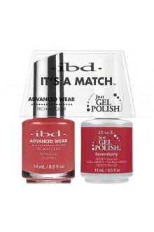 "ibd Advanced Wear - ""It's A Match"" Duo Pack - Serendipity - 14ml / 0.5oz Each"