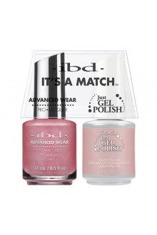"ibd Advanced Wear - ""It's A Match"" Duo Pack - So In Love - 14ml / 0.5oz Each"
