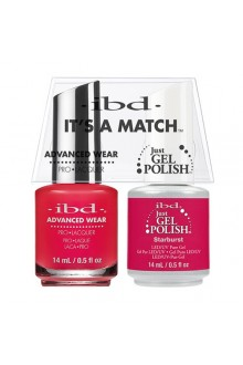 "ibd Advanced Wear - ""It's A Match"" Duo Pack - Starburst - 14ml / 0.5oz Each"