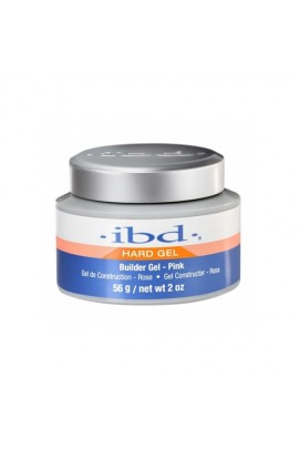ibd UV Builder Gel - Pink - 2oz / 56g