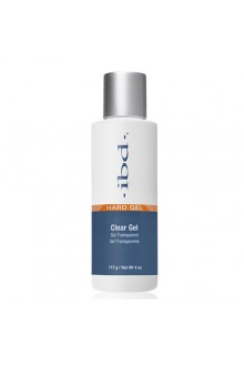 ibd Clear Gel - 4oz / 113g