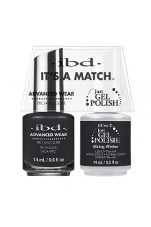 "ibd Advanced Wear - ""It's A Match"" Duo Pack - Viking Winter - 14ml / 0.5oz Each"