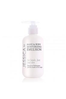 Jessica Hand & Body Moisturizing Emulsion - 8.5oz / 251ml