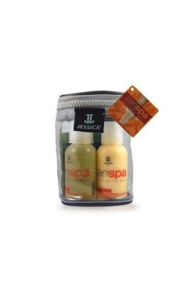 Jessica ZenSpa - Energizing Ginger Travel Kit
