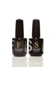 Jessica GELeration -  START Soak Off Base & FINISH Soak-Off Sealer - 0.5oz / 15ml each
