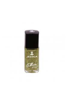 Jessica Effects Glitzy Glitter Nail Polish - Go For The Gold Collection - Heart of Gold - 0.4oz / 12ml