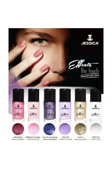 Jessica Effects The Touch - 6 Colors Collection