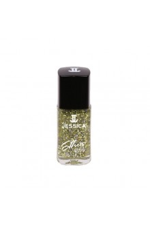 Jessica Effects Glitzy Glitter Nail Polish - Go For The Gold Collection - Starstruck - 0.4oz / 12ml