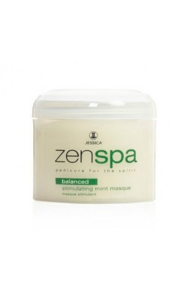 Jessica ZenSpa - Balanced - Stimulating Mint Masque - 4oz / 113g