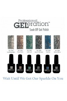 Jessica GELeration - Wait Until We Get Our Sparkle On You Collection - 0.5oz / 14.8ml - All 6 Colors