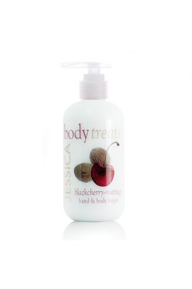 Jessica Body Treats Hand & Body Lotion - Blackcherry-Nutmeg - 8.3oz / 245ml