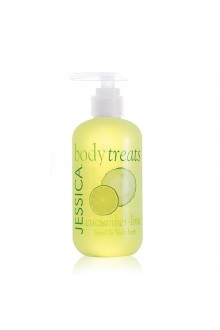 Jessica Body Treats Hand & Body Bath - Cucumber-Lime - 8.3oz / 245ml