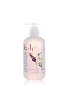Jessica Body Treats Hand & Body Bath - Lavender-Jojoba - 8.3oz / 245ml