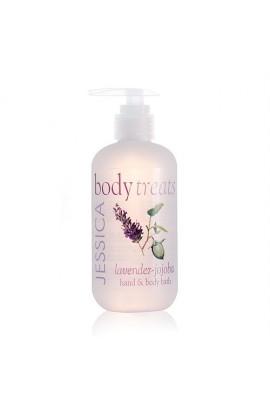 Jessica Body Treats Hand & Body Bath - Lavender-Jojoba - 8.3oz / 245ml