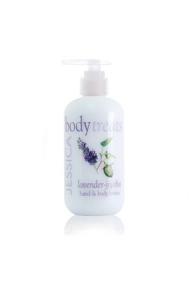 Jessica Body Treats Hand & Body Lotion - Lavender-Jojoba - 8.3oz / 245ml