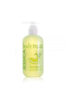 Jessica Body Treats Hand & Body Bath - Lemongrass - 8.3oz / 245ml