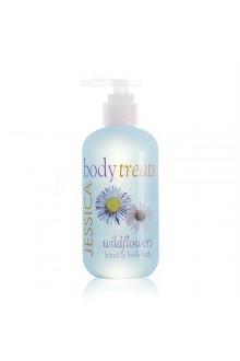 Jessica Body Treats Hand & Body Bath - Wildflowers - 8.3oz / 245ml