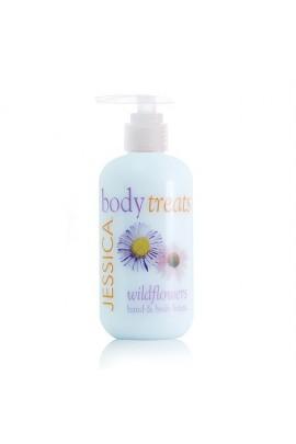 Jessica Body Treats Hand & Body Lotion - Wildflowers - 8.3oz / 245ml