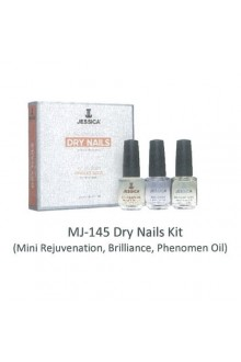 Jessica Nail Solution - Dry Nails Treatment Kit