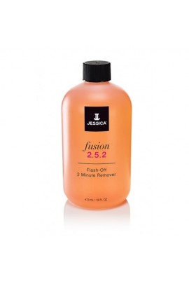 Jessica Flash Fusion 2.5.2. System - Flash-Off 2 Minute Remover - 16oz  / 473ml