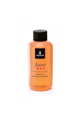 Jessica Flash Fusion 2.5.2. System - Flash-Off 2 Minute Remover - 4oz  / 120ml