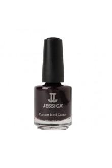 Jessica Nail Polish - Black Ice - 0.5oz / 14.8ml