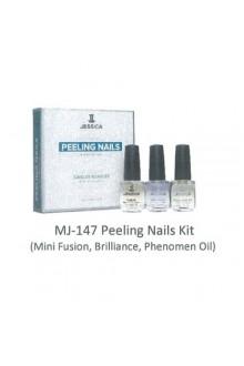 Jessica Nail Solution - Peeling Nails Treatment Kit