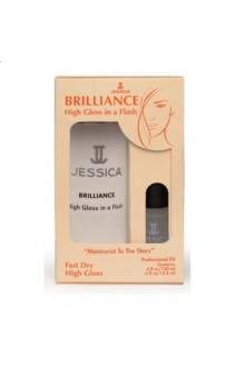 Jessica Treatment - Brilliance - High Gloss in a Flash - Professional Kit