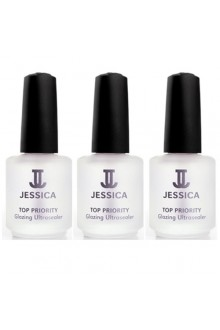 Jessica Treatment - Top Priority - 0.25oz / 7.4ml Each - 3pk