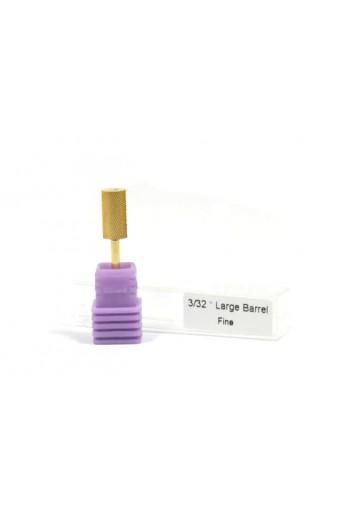 """Kupa Elite Large Barrel Carbide Bit - Fine - 3/32"""" - Gold"""