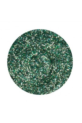 Light Elegance Glitter Gel - 2014 Spring Collection - Mint Platinum - 0.5oz / 15ml