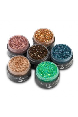 Light Elegance Glitter Gel - 2014 Fall Collection (6 Pack)