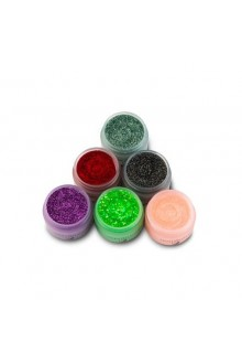Light Elegance Glitter Gel - 2014 Spring Collection (6 Pack)