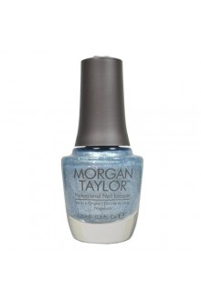 Morgan Taylor Nail Lacquer - If the Slipper Fits - 0.5oz / 15ml