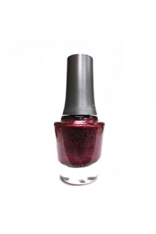 Morgan Taylor Nail Lacquer - I'm So Hot - 0.5oz / 15ml