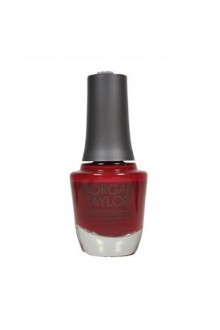 Morgan Taylor Nail Lacquer - Man of the Moment - 0.5oz / 15ml