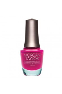 Morgan Taylor Nail Lacquer - Pop-arazzi Pose - 0.5oz / 15ml