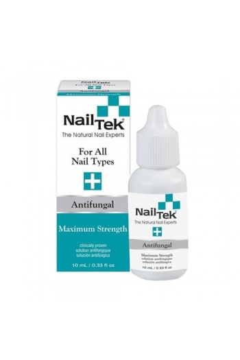 Nail Tek Anti Fungal - 0.33oz / 10ml
