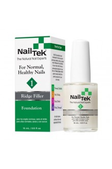 Nail Tek Ridge Filler - Foundation I - 0.5oz / 15ml