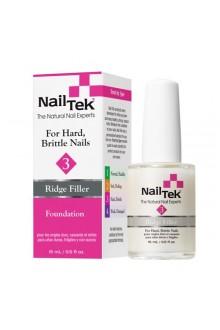 Nail Tek Ridge Filler - Foundation III - 0.5oz / 15ml