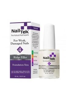 Nail Tek Ridge Filler - Foundation IV - 0.5oz / 15ml