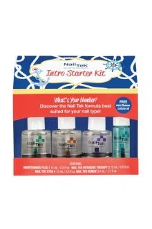 Nail Tek Nail Intro Starter Kit - 15ml / 0.5oz Each