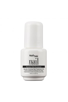 Nail Tek  - Nutritionist Keratin Nail Treatment - 0.125oz / 3.6ml