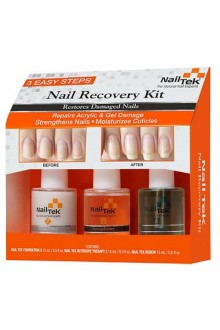 Nail Tek Nail Recovery Kit - 0.5oz / 15ml