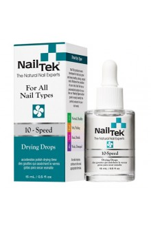 Nail Tek 10-Speed - 0.5oz / 15ml