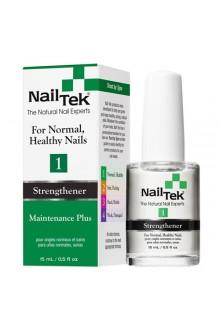 Nail Tek Strengthener - Maintenance Plus I - 0.5oz / 15ml