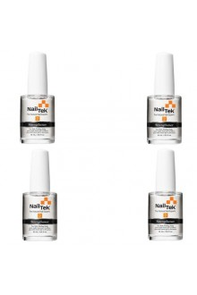 Nail Tek Intensive Therapy II - 0.5oz / 15ml - Pro 4-Pack