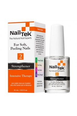 Nail Tek Intensive Therapy II - 0.5oz / 15ml