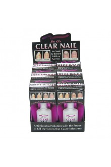 Dr. G's Clear Nail Fungus Treatment - 0.6oz / 18ml - 6 pack Display